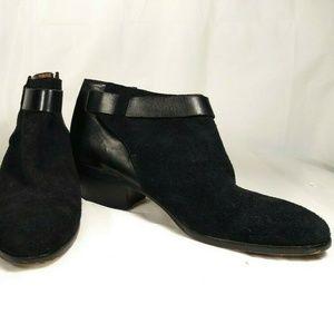 Madewell Black Charley Collar Stud Size 7.5